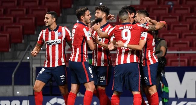 Atletico Closing In On La Liga Title As Race Heats Up