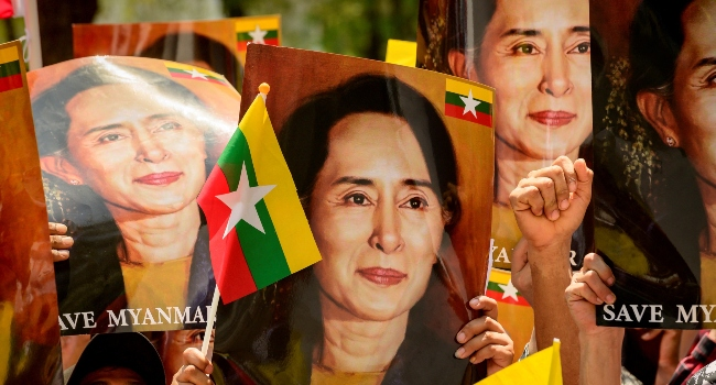 Aung San Suu Kyi To Appear In Court May 24, Says Lawyer
