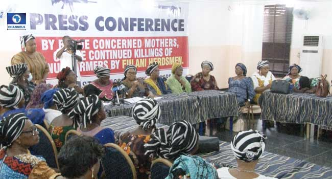 Insecurity: Address The Nation Now, 'Concerned Benue Mothers' Tell Buhari