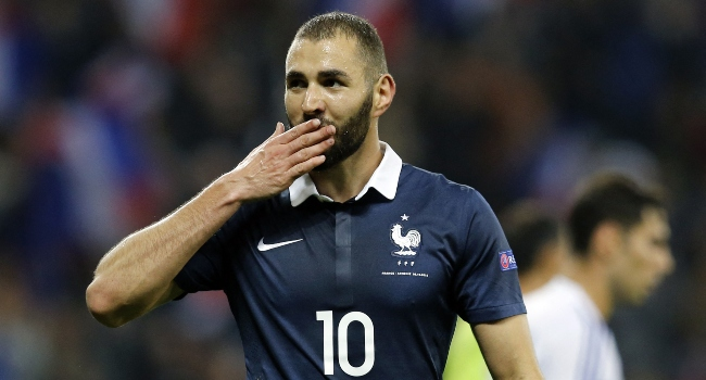 'I Want A Trophy' – Benzema Eyes Silverware After Long France Exile