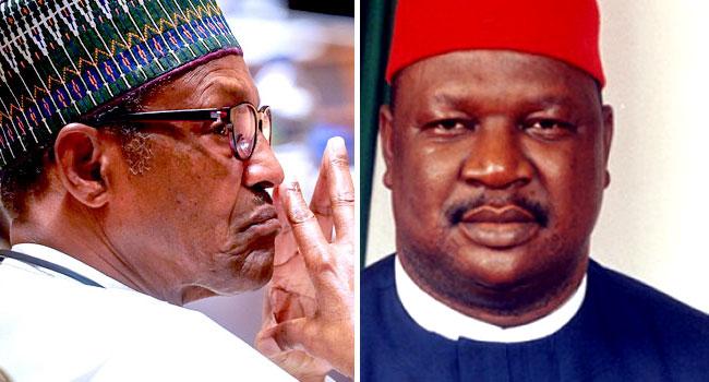 Pius Ayim Writes Buhari, Proposes Solution To Nigeria's Security Challenges