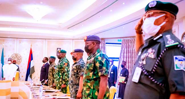 Buhari Approves New Security Measures For South-East, South-South