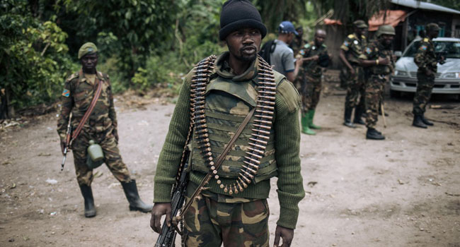 At Least 20 Killed In DR Congo Clash