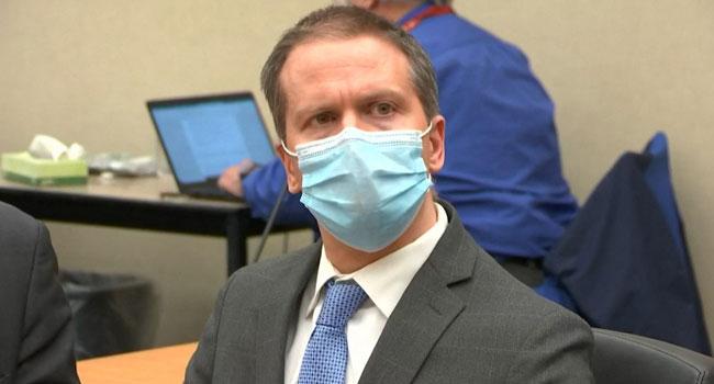 Ex-Police Officer Convicted Of Floyd's Murder Seeks New Trial