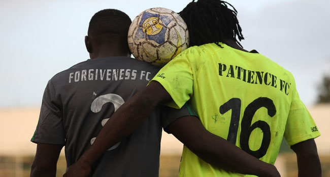 Restive Nigeria Town Scores Win For Peace With Football