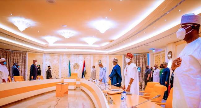Vice-President Osinbajo Presides Over FEC Meeting In Buhari's Absence