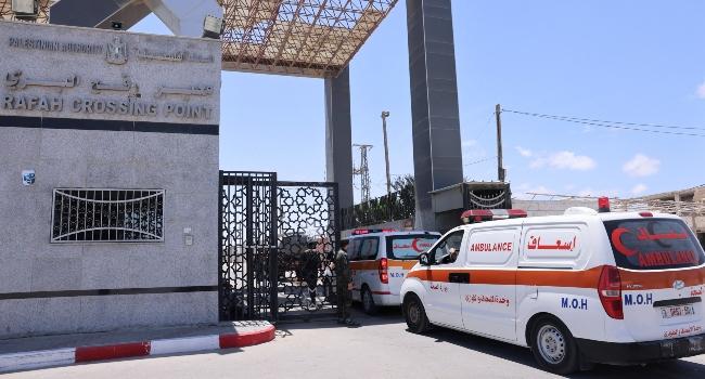 Israel Re-Shuts Gaza Crossing After Mortar Fire