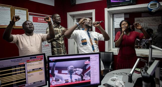 In COVID-19 Times, Ghana's 2.0 Churches Thrive