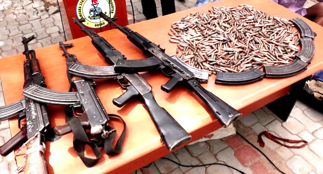 Banditry: Police Arrest Foreigner Who Sold Over 450 Rifles, Four Suspects In Zamfara