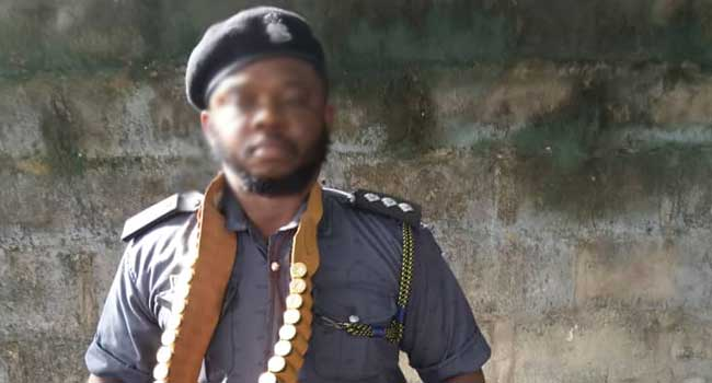 Suspected Bandit Arrested In Imo