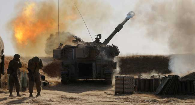US Asks Israel To Spare Civilians In Showdown With Palestine