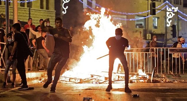 Hundreds Wounded In East Jerusalem Violence