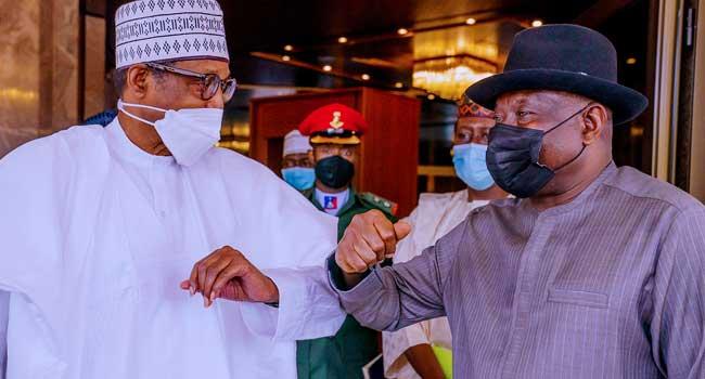 Buhari Meets Jonathan Over Mali Crisis