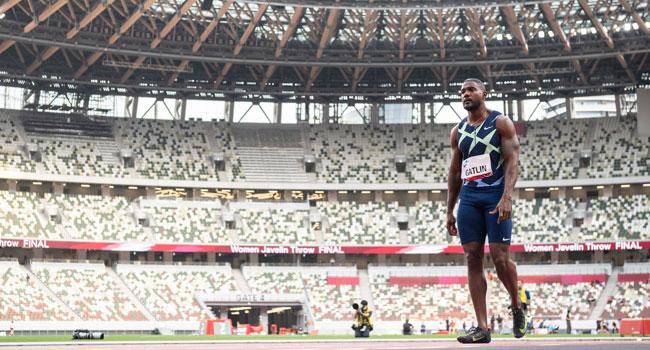 Gatlin Eyes Gold At Tokyo Olympics