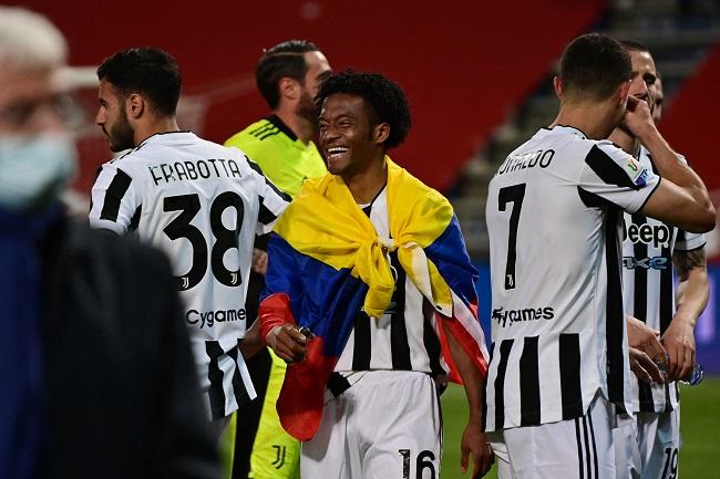 Juventus Beat Atalanta 2-1 To Win Italian Cup