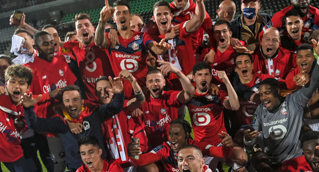 Lille Enjoy French Title Win But Maintaining Success May Be Impossible