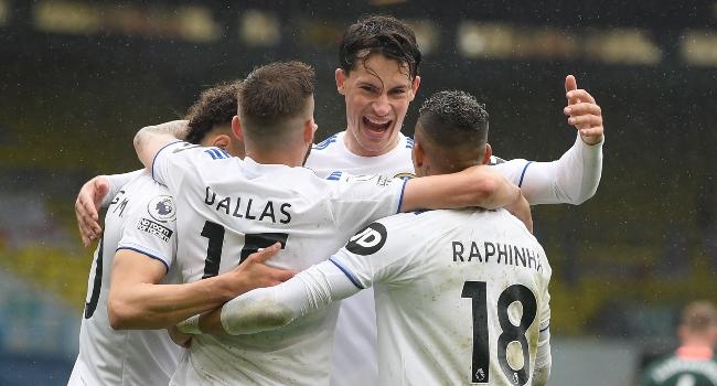 Leeds United Dampen Tottenham's Hopes Of Top-Four Finish