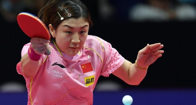 Women's Table Tennis Champion Liu Shiwen Left Out Of Olympics Singles