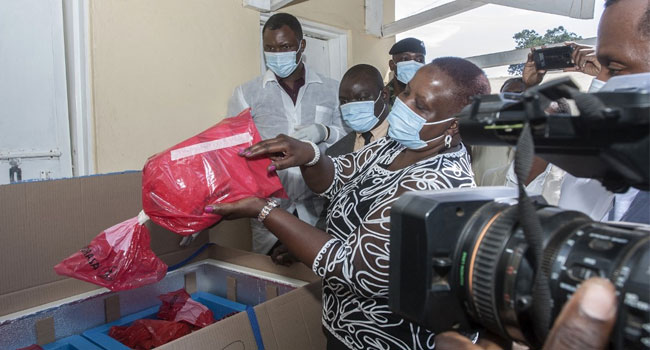 Malawi Runs Out Of Coronavirus Vaccines As Second Jabs Due