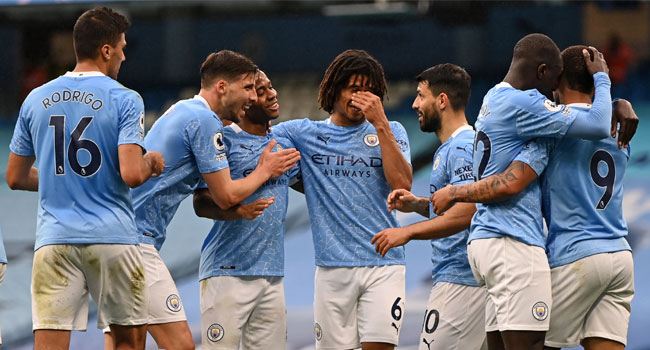 Man City Eye Title Glory As United Face Aston Villa