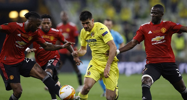 Man United Force Extra Time In Europa League Final Against Villarreal