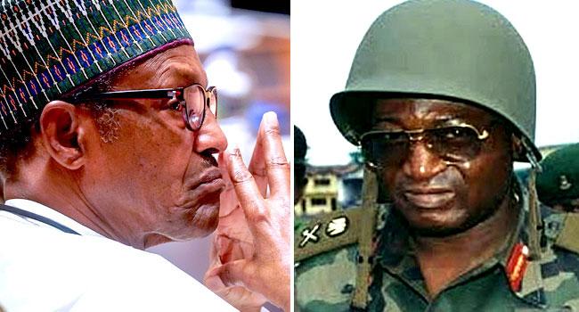 Buhari Mourns 'Legendary General' Joshua Dogonyaro