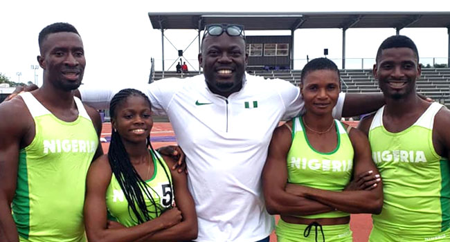 Nigerian Athletes Move Olympics Qualification Quest To USATF Open