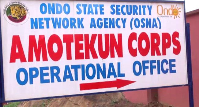 Amotekun Allays Fear Of Security Threat In Okitipupa Town