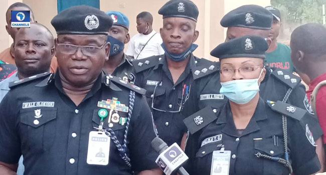 Police Arrest Eight Suspected Kidnappers In Osun
