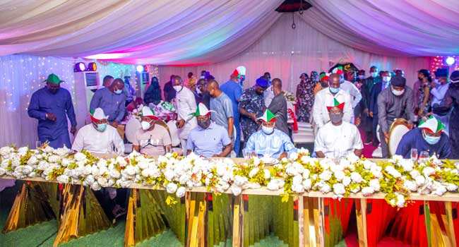 Makinde Hosts Wike, Tambuwal, 12 Other PDP Governors In Oyo