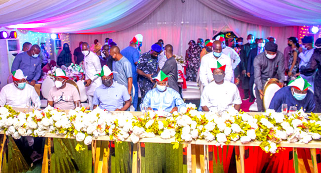 What PDP Governors Discussed In Bauchi (Full Text)
