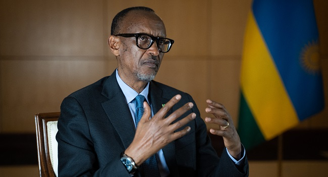 Africa's COVID-19 Vaccine Access 'Scandalously Inefficient'- Kagame