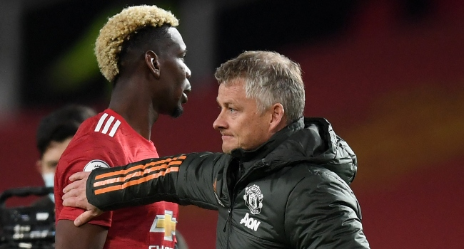Solskjaer Defends Pogba, Diallo Over Displaying Palestinian Flag