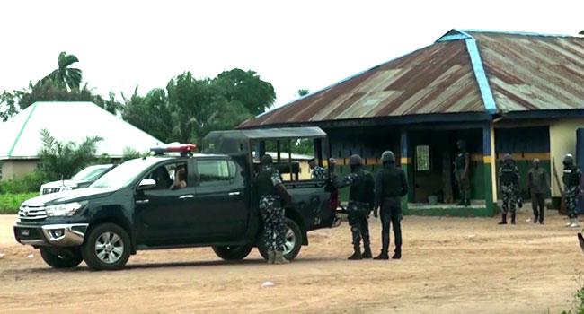 Gunmen Attack Police Station In Delta