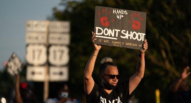 Fatal Shooting Of Black Man By US Officers 'Justified': Prosecutor