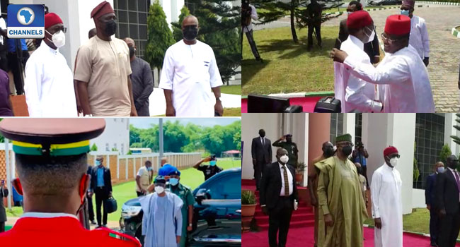 Security Intervention: Southern Governors Meet In Asaba