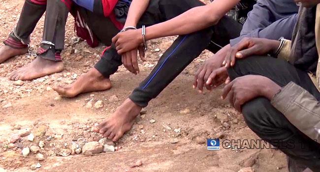 Amotekun Arrests Four-Man Kidnap Syndicate In Ondo