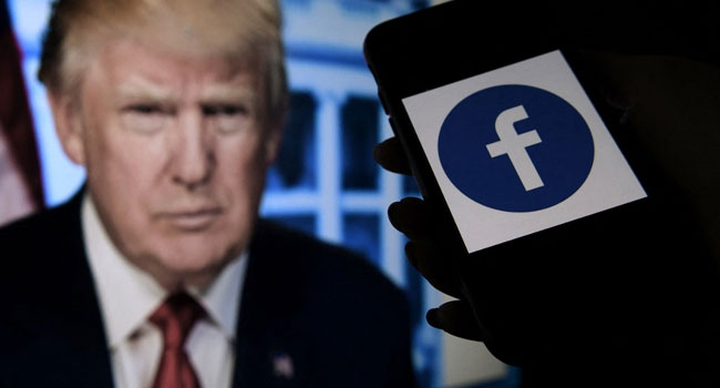 Facebook Oversight Board Upholds Trump Ban