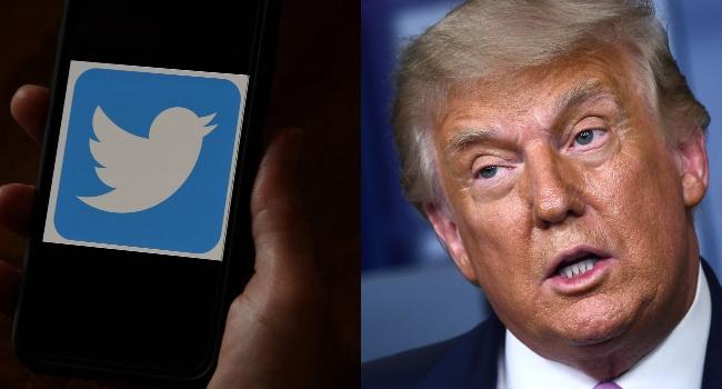 Twitter Suspends Accounts Promoting Trump Affiliated Websites