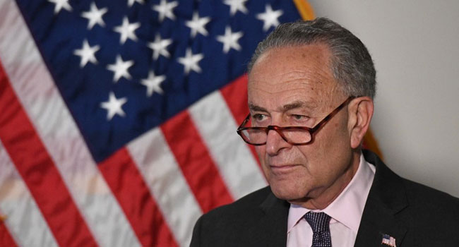 US Senate Leader Pushes Bill To Boost Industry Against China