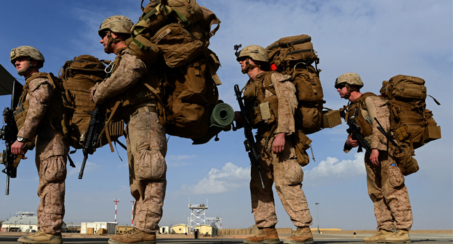 US Formally Begins Withdrawing Troops From Afghanistan War