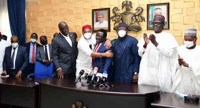 Governor Ayade Dumps PDP For APC