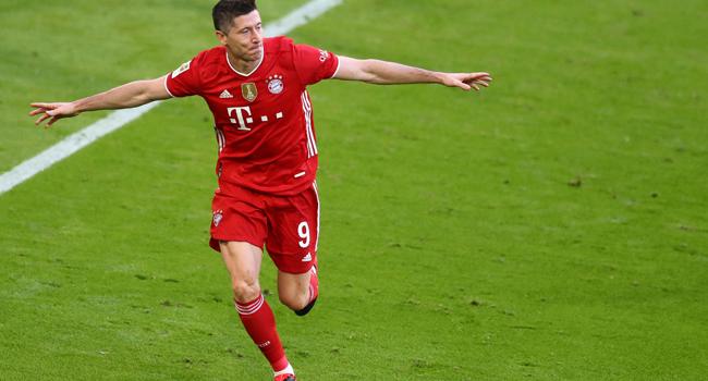 Bayern Win Ninth Straight Bundesliga Title