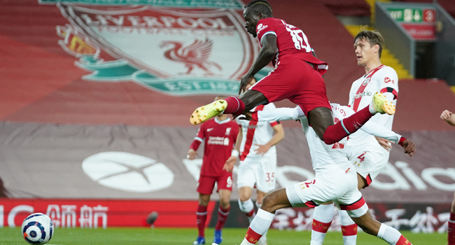 Liverpool Beat Southampton To Keep Top-Four Hopes Alive