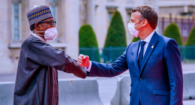 Nigeria And France Should Strengthen Cooperation To Fight Boko Haram, Others – Buhari