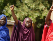Women often suffer in silence, unable and perhaps unwilling to report crimes and gender-based violence (GBV) due to a range of factors including perceived stigmatization and inequity regarding access to justice against GBV perpetrators. Credit: Project SAFE
