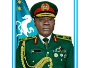 A file photo of Major-General Farouk Yahaya.