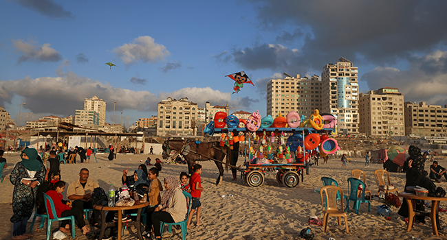 Thousands Homeless As Palestinians Pick Up Pieces In Ravaged Gaza, After Israel Ceasefire