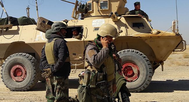 Taliban Declare Eid Holiday Ceasefire As Violence Soars In Afghanistan