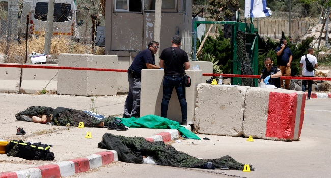 Israeli Forces Kill Two Gunmen Attacking West Bank Base